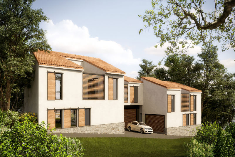 Photo Maison Marseille Les accates,   to buy maison  3 bedrooms   132m²