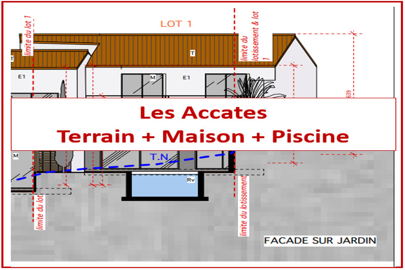 Photo Maison Marseille Les accates,   to buy maison  4 bedroom   152 m²