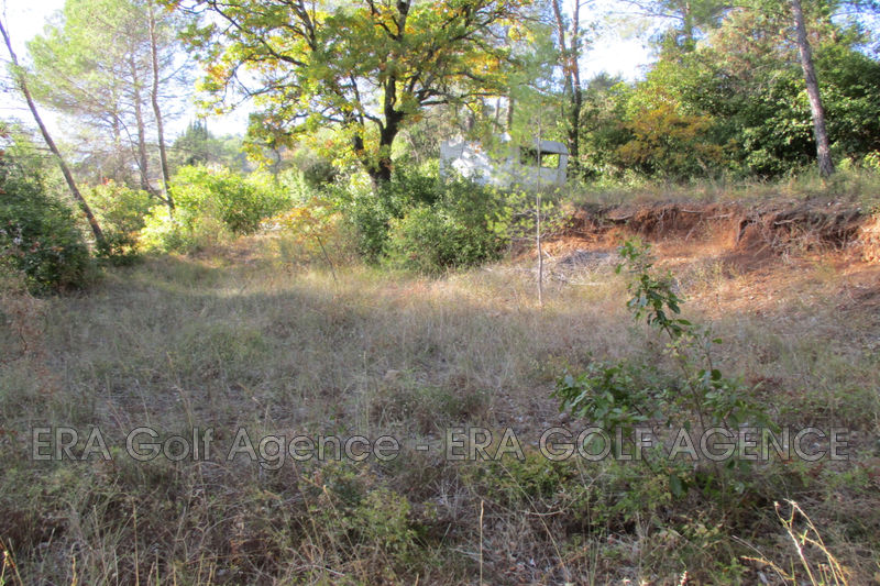 Photo Terrain constructible Lorgues Résidentiel,   achat terrain constructible   1257 m²