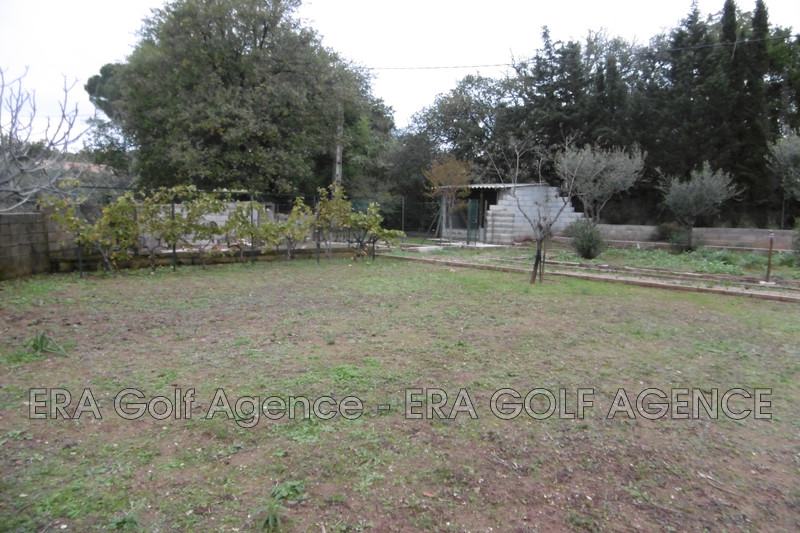 Photo Terrain constructible Vidauban   achat terrain constructible   613 m²
