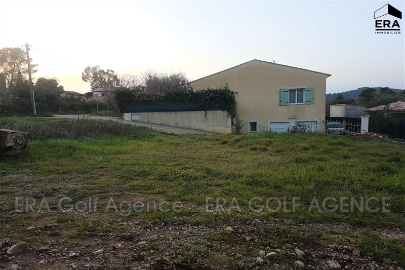 Photo Terrain à bâtir Vidauban Résidentiel,   achat terrain à bâtir   577m²