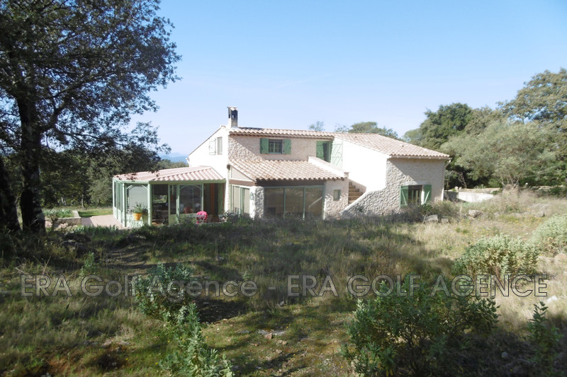 Photo Maison Saint-Antonin-du-Var Campagne,   achat maison  3 chambres   130m²