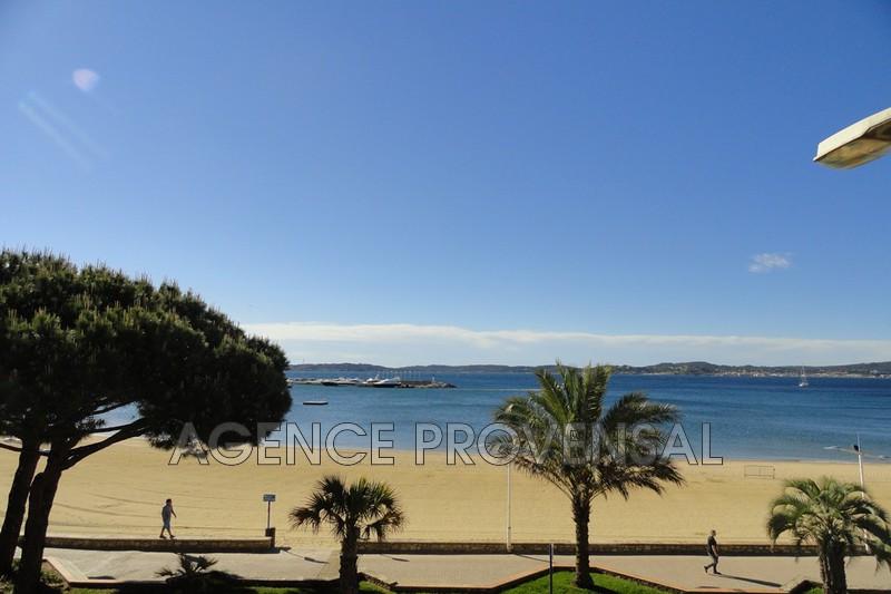 Photo Appartement face à la mer Ste maxime  Location saisonnière appartement face à la mer  2 pièces   50m²