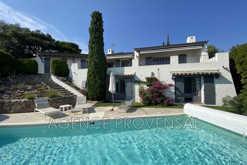 Photo Villa avec vue mer et piscine Les Issambres  Location saisonnière villa avec vue mer et piscine  9 chambres   150m²