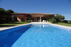 Photo Villa avec vue mer et piscine Ste maxime  Location saisonnière villa avec vue mer et piscine  8 chambres   300m²