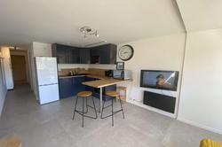Photo Studio cabine proche de la plage Sainte-Maxime  Location saisonnière studio cabine proche de la plage  1 pièce   34m²