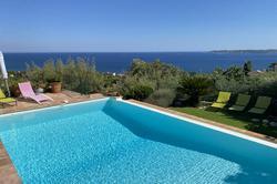 Photo Villa avec vue mer et piscine Sainte-Maxime  Location saisonnière villa avec vue mer et piscine  8 chambres   160m²