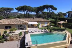 Photo Villa avec vue mer et piscine Sainte-Maxime  Location saisonnière villa avec vue mer et piscine  8 chambres   230m²