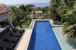 Photo Villa avec piscine et vue mer Ste maxime  Location saisonnière villa avec piscine et vue mer  8 chambres   300m²