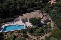 Photo Villa avec piscine et vue mer Ste maxime  Location saisonnière villa avec piscine et vue mer  8 chambres   150m²