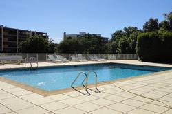 Photo Appartement f2 avec piscine Ste maxime  Location saisonnière appartement f2 avec piscine  2 pièces   60m²