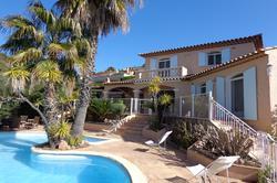 Photo Villa avec piscine et vue mer Sainte-Maxime  Location saisonnière villa avec piscine et vue mer  8 chambres   180m²