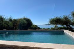 Photo Villa avec superbe vue mer et piscine Grimaud  Location saisonnière villa avec superbe vue mer et piscine  6 chambres   120m²