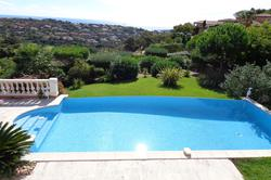 Photo Villa avec piscine et vue mer Ste maxime  Location saisonnière villa avec piscine et vue mer  6 chambres   130m²