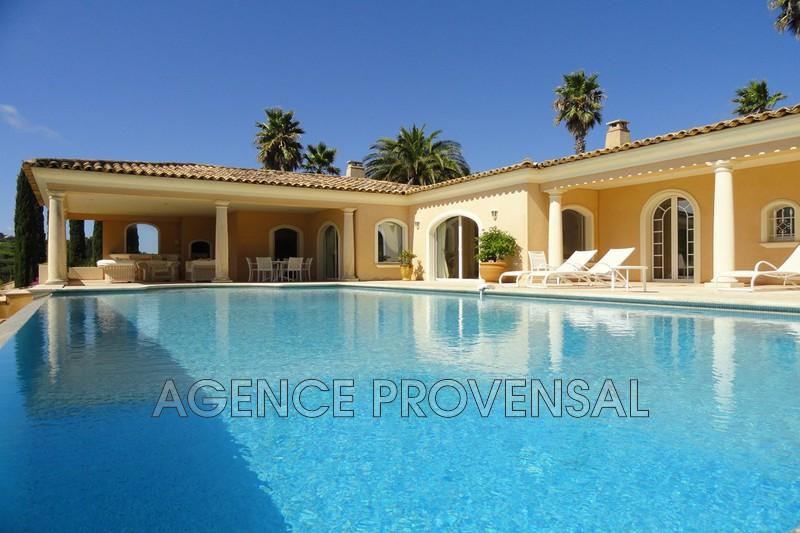 Photo Villa avec piscine Ste maxime  Location saisonnière villa avec piscine  5 pièces   200m²