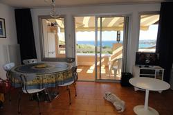 Photo Appartement f3 avec vue mer Ste maxime  Location saisonnière appartement f3 avec vue mer  3 pièces   30m²