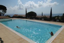 Photo Appartement t2 avec piscine Ste maxime  Location saisonnière appartement t2 avec piscine  2 pièces   27m²