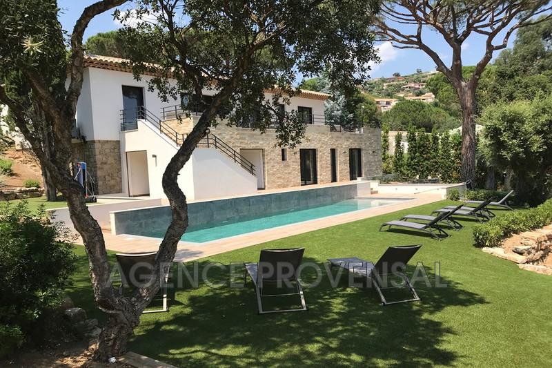 Photo Villa avec piscine Ste maxime  Location saisonnière villa avec piscine  10 chambres   210m²