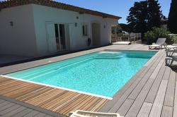 Photo Maison mitoyenne avec piscine Ste maxime  Location saisonnière maison mitoyenne avec piscine  8 chambres   140m²