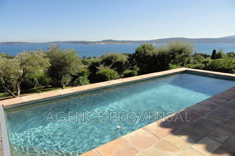 Photo Maison mitoyenne avec piscine Ste maxime  Location saisonnière maison mitoyenne avec piscine  8 chambres   112m²