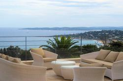 Photo Villa piscine et vue mer Ste maxime  Location saisonnière villa piscine et vue mer  8 chambres   250m²