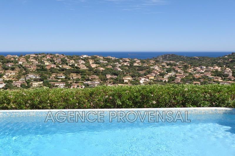Photo Villa avec piscine et vue sur mer Ste maxime  Location saisonnière villa avec piscine et vue sur mer  8 chambres   161m²