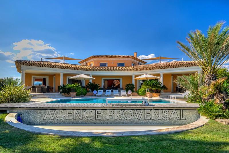 Photo Villa avec piscine Ste maxime  Location saisonnière villa avec piscine  10 chambres   290m²