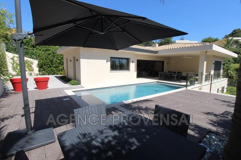 Photo Villa avec piscine Sainte-Maxime  Location saisonnière villa avec piscine  8 chambres   200m²