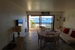Photo Appartement f2 avec vue mer Ste maxime  Location saisonnière appartement f2 avec vue mer  2 pièces   55m²