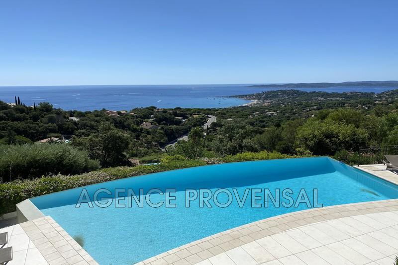 Photo Villa avec piscine et vue mer magnifique Ste maxime  Location saisonnière villa avec piscine et vue mer magnifique  8 chambres   250m²