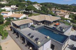 Photo Villa avec piscine Ste maxime  Location saisonnière villa avec piscine  10 chambres   300m²