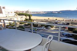 Photo Appartement f2 face à la mer Sainte-Maxime  Location saisonnière appartement f2 face à la mer  2 pièces   50m²