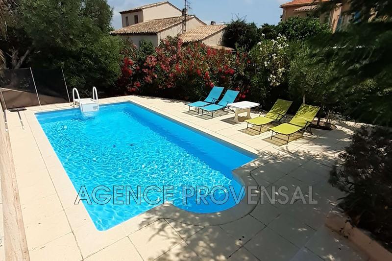 Photo Villa avec piscine Sainte-Maxime  Location saisonnière villa avec piscine  6 chambres   100m²