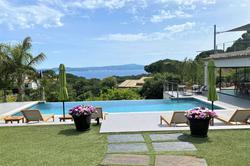 Photo Villa avec piscine Sainte-Maxime  Location saisonnière villa avec piscine  9 pièces   400m²
