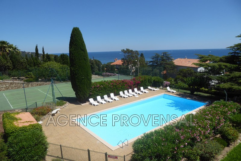Photo Appartement f3 vue mer avec piscine Ste maxime  Location saisonnière appartement f3 vue mer avec piscine  3 pièces   85m²