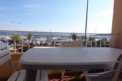 Photo Appartement f2 avec vue mer Ste maxime  Location saisonnière appartement f2 avec vue mer  2 pièces   42m²