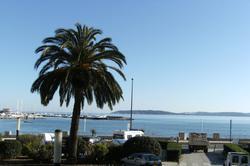 Photo Appartement f3 avec vue sur mer Ste maxime  Location saisonnière appartement f3 avec vue sur mer  3 pièces   50m²