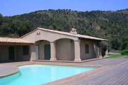 Photo Villa avec piscine et vue sur mer Ste maxime  Location saisonnière villa avec piscine et vue sur mer  11 chambres   130m²