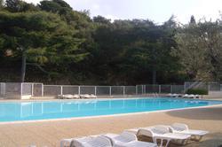 Photo Maison vue mer et piscine collective Ste maxime  Location saisonnière maison vue mer et piscine collective  4 chambres   65m²