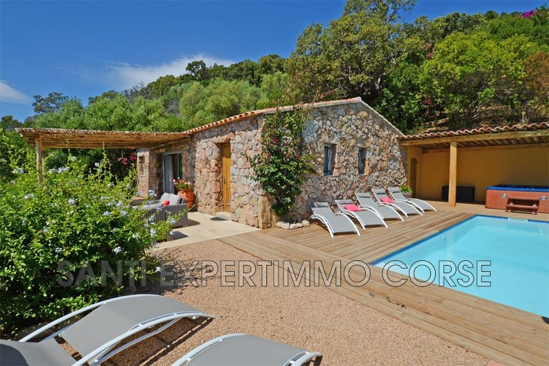 Photo Villa Sainte-Lucie de Porto-Vecchio  Location saisonnière villa  8 chambres   94m²