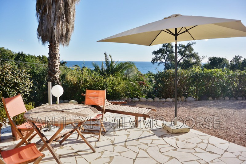 Photo Villa Sari-Solenzara  Location saisonnière villa  6 chambres   125m²
