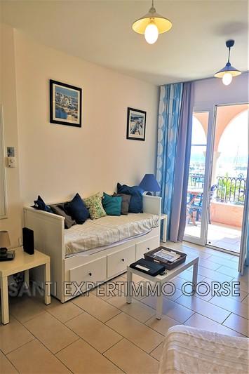 Photo Appartement Sari-Solenzara  Location saisonnière appartement  2 pièces   45m²