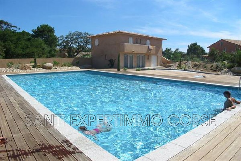 Photo Villa Saint-cyprien lecci  Location saisonnière villa  6 chambres   75m²