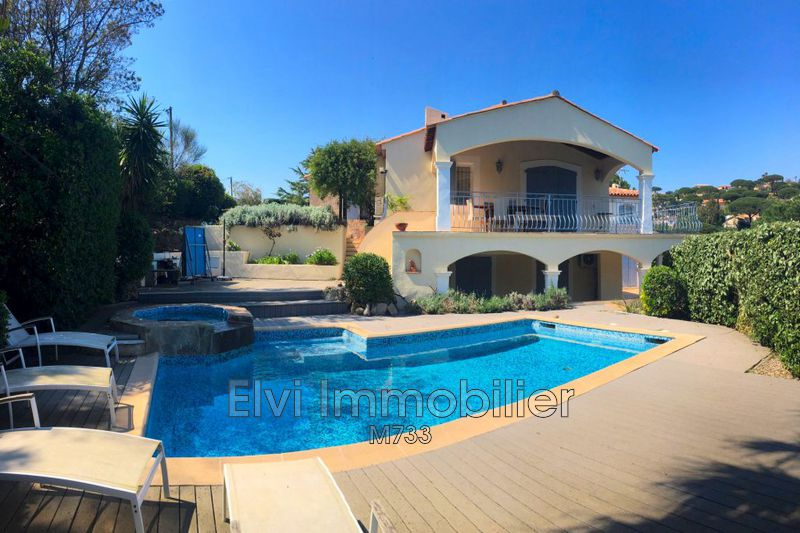 Photo House Sainte-Maxime   to buy house  6 bedrooms   261 m²