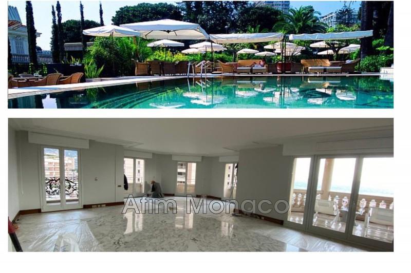Apartment Monaco  Rentals apartment  5 rooms   261m²