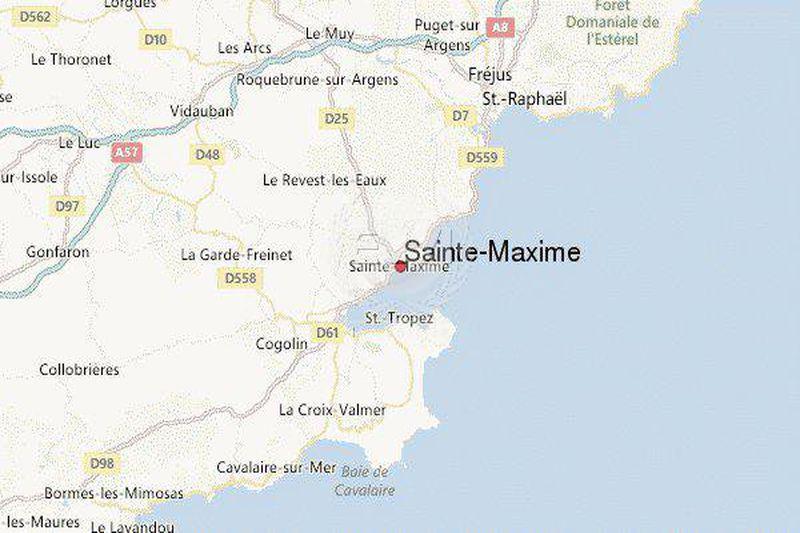 Sainte-Maxime  Occupational