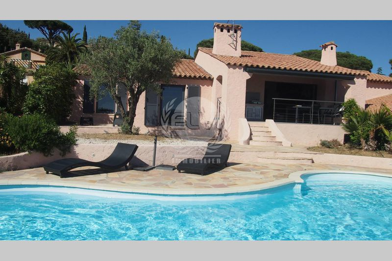 Photo House Sainte-Maxime  Vacation rental house  6 bedrooms   240 m²