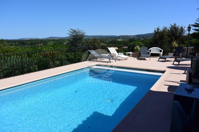 Appartement villa Grimaud  Vacation rental appartement villa  4 rooms   80 m²