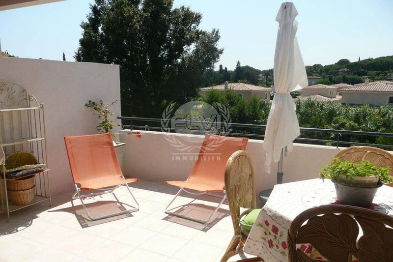 Apartment Les Issambres  Vacation rental apartment  2 rooms   50 m²