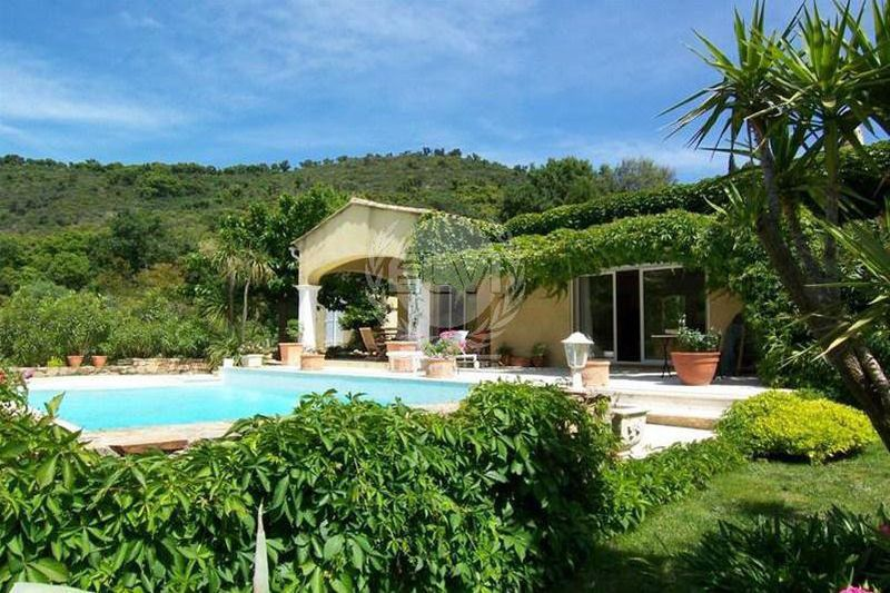 Villa Grimaud   to buy villa  3 bedrooms   140 m²